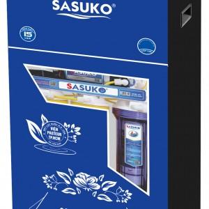 Máy lọc nước sasuko xanh